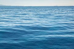 High resolution blue water Royalty Free Stock Photo