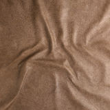High resolution brown leather Royalty Free Stock Images