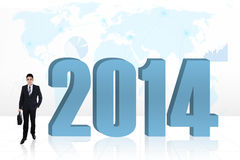 High resolution 2014 Stock Images