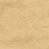 Cotton Fabric Texture - Beige Stock Image