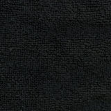 Towel Cloth Texture - Black Stock Photos