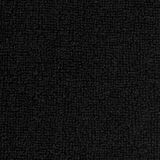 Towel Cloth Texture - Black. High resolution close up of a black towel cloth Royalty Free Stock Images