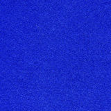 Felt Fabric Texture - Blue Royalty Free Stock Photo