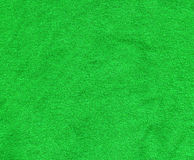 Cotton Fabric Texture - Bright Green Royalty Free Stock Photo
