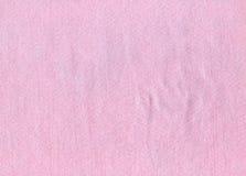 Felt Fabric Texture - Bright Pink. High resolution close up of bright pink felt fabric Stock Image