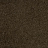 Cotton Fabric Texture - Brown Stock Photography
