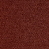 Felt Fabric Texture - Burnt Umber Royalty Free Stock Image