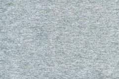 Cotton Fabric Texture - Gray. High resolution close up of gray cotton fabric with seams crossing Royalty Free Stock Photography