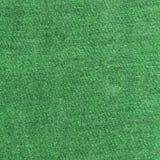 Cotton Fabric Texture - Green Stock Photo