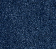 Navy Blue. High resolution close up of navy blue cotton fabric Stock Image