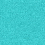 Felt Fabric Texture - Pale Turquoise Stock Image