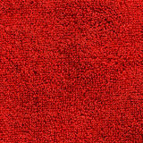 Towel Cloth Texture - Red Stock Images