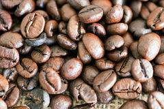 High Resolution Coffee Background With Copy Space Stock Photo