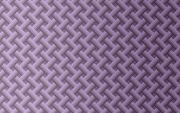 Elegant violet purple smooth intersecting lattice and lines geometric pattern abstract background illustration. High resolution computer generated vector stock illustration