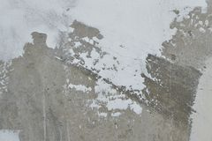 High resolution concrete wall  textured background Stock Images