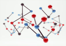 Molecular Structure Stock Photos
