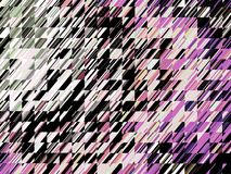 High resolution fractal background with motion effect royalty free stock image