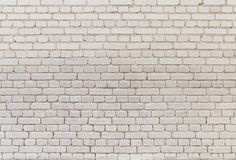 Old pale brick wall background. High resolution full frame background of detailed old pale brick wall royalty free stock photos