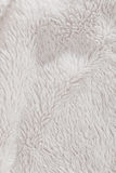 High Resolution fur furry white textured Royalty Free Stock Images