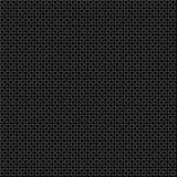 Gray Circle Pattern Background stock illustration