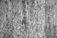 High resolution grunge wooden backgrounds,black and white color Royalty Free Stock Photos
