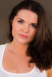 Beautiful female trainer Stock Photos