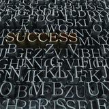 High resolution image. 3d rendered illustration. Background of alphabets. Stock Image
