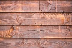 High resolution image of old wooden surface. Perfect as a backdrop royalty free stock image