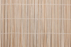 High resolution natural beige bamboo texture Stock Photos