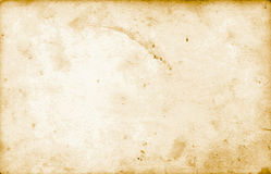 High resolution old paper texture Royalty Free Stock Photography