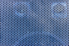 High resolution pictures blue Metal background texture Stock Images