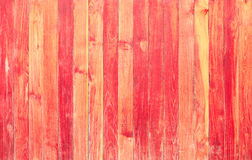 High resolution red wood texture background Stock Photos