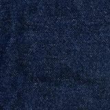Denim Fabric Texture - Dark Blue. High resolution scan of dark blue denim fabric Stock Image