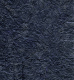 Rice Paper Texture - Grayish Blue XXXXL. High resolution scan of grayish blue rice paper Royalty Free Stock Photography