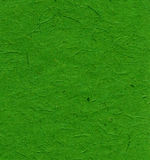 Rice Paper Texture - India Green XXXXL Stock Images