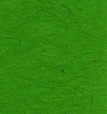 Rice Paper Texture - India Green XXXXL. High resolution scan of India green rice paper Stock Images