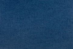 High resolution scan of midnight blue fiber paper. Royalty Free Stock Photos