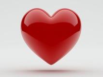 Shiny Heart Royalty Free Stock Images