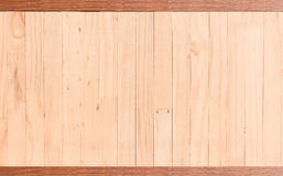 High resolution wood plank brown texture background Stock Photography