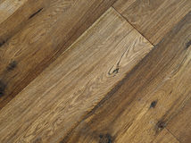 High resolution wooden floor Stock Images