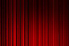 High Resulation Movie Curtains Stock Photo