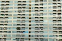 High Rise Apartment Block Stock Image