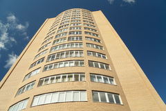 High-rise apartment building Royalty Free Stock Photos