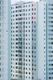 High rise apartment building Royalty Free Stock Photography