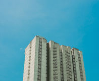 High Rise apartment  (condominium) building in a mordern city Stock Images