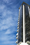 High Rise Apartments Royalty Free Stock Photos
