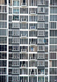 High rise apartments Royalty Free Stock Image