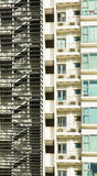 High rise apartments Royalty Free Stock Photo