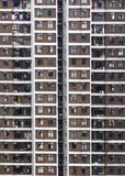 High rise apartments in Hong Kong Stock Photography