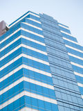 High rise architecture. Royalty Free Stock Photography